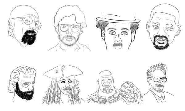 dessin-acteurs