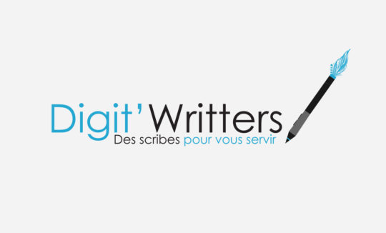 Logo -digit'writters
