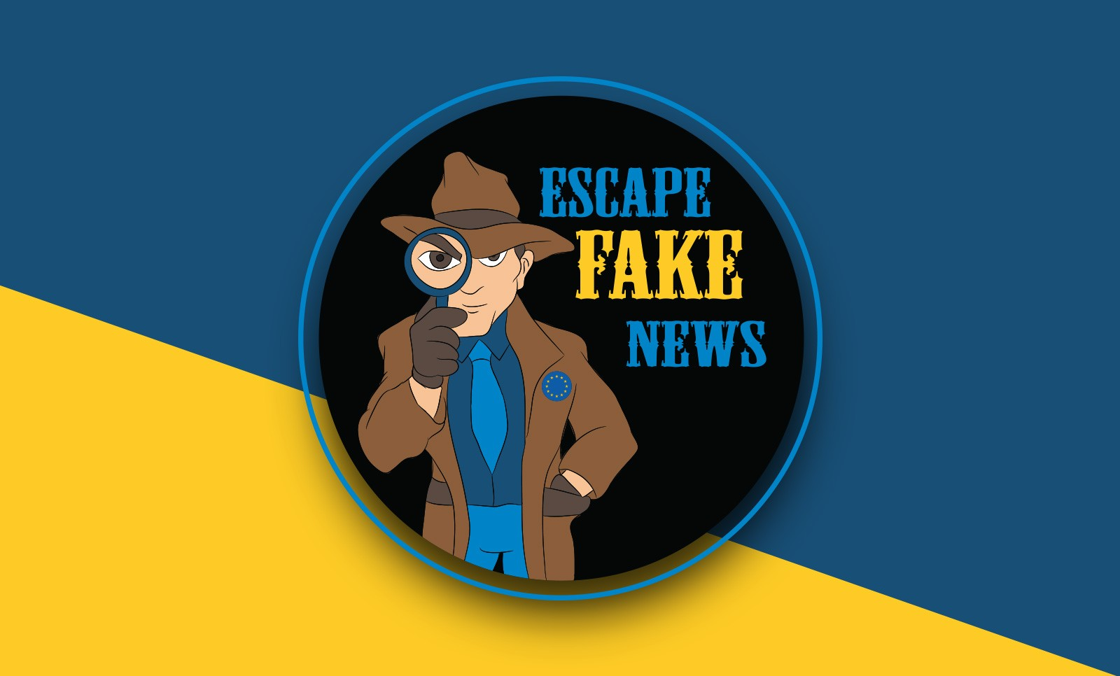 Logo-escape-fake-news