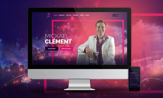 site-internet-mickael-clement