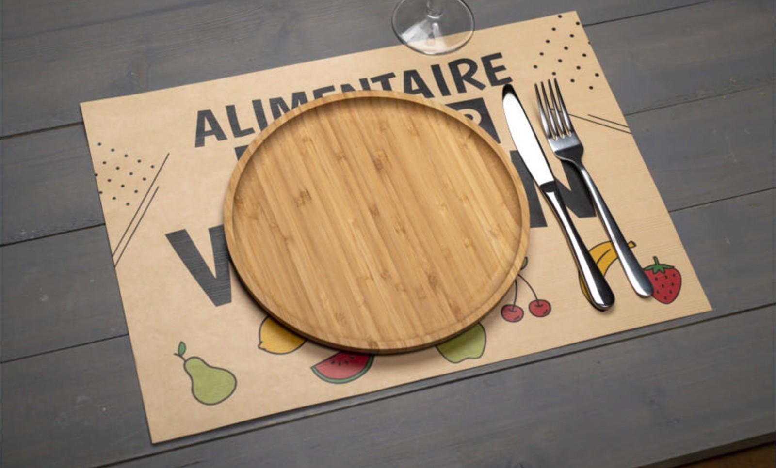 Vos sets de table convenables