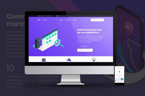 site-internet-colis-care