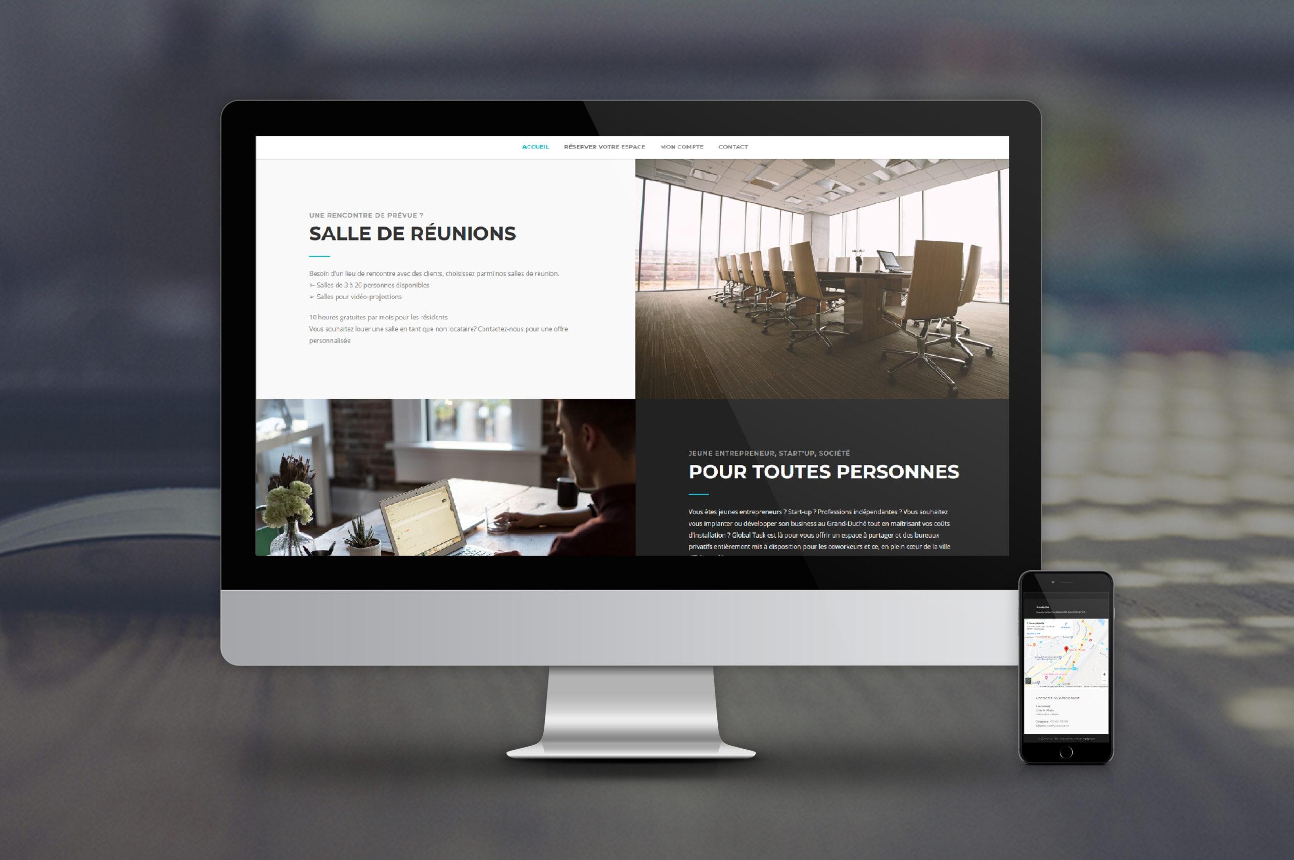 site-internet-globaltask