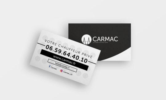 cartes-de-visite-chauffeur-privé