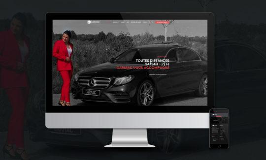 site-internet-chauffeur-privé