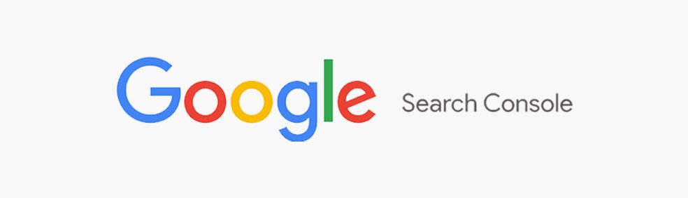 Logo de Google Search Console
