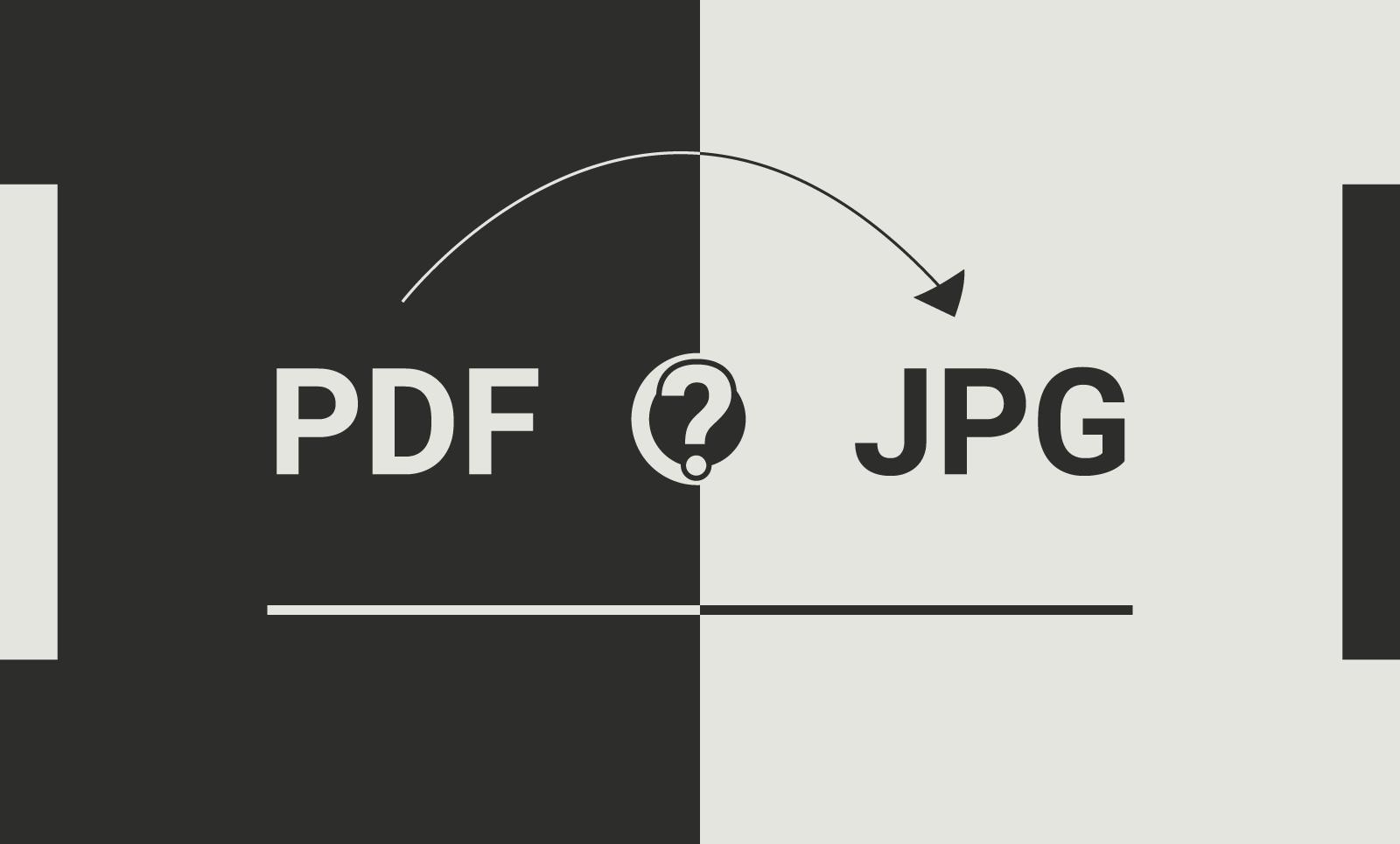PDF vers JPG