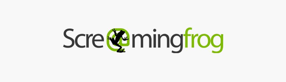 Logo de screamingfrog